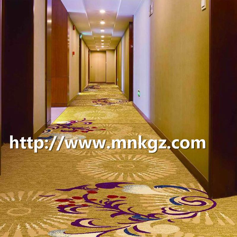 富丽堂皇酒店走廊地毯阿克明地毯