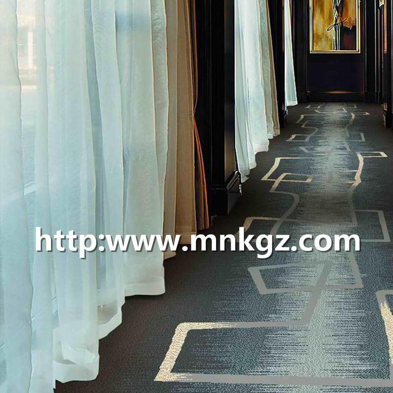 7*9阿克明地毯高密度酒店走廊地毯
