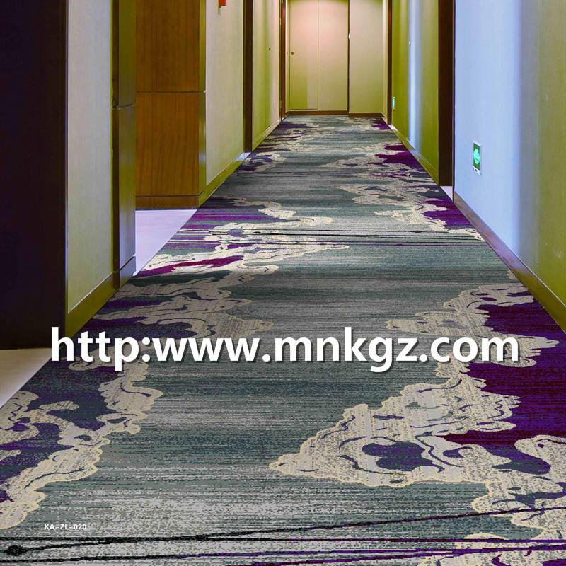 满铺地毯阿克明KTV走廊地毯