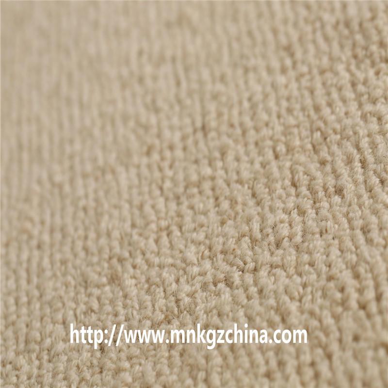 素色簇绒地毯