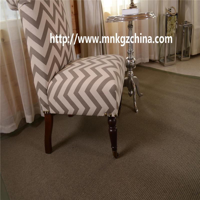 纯色簇绒地毯